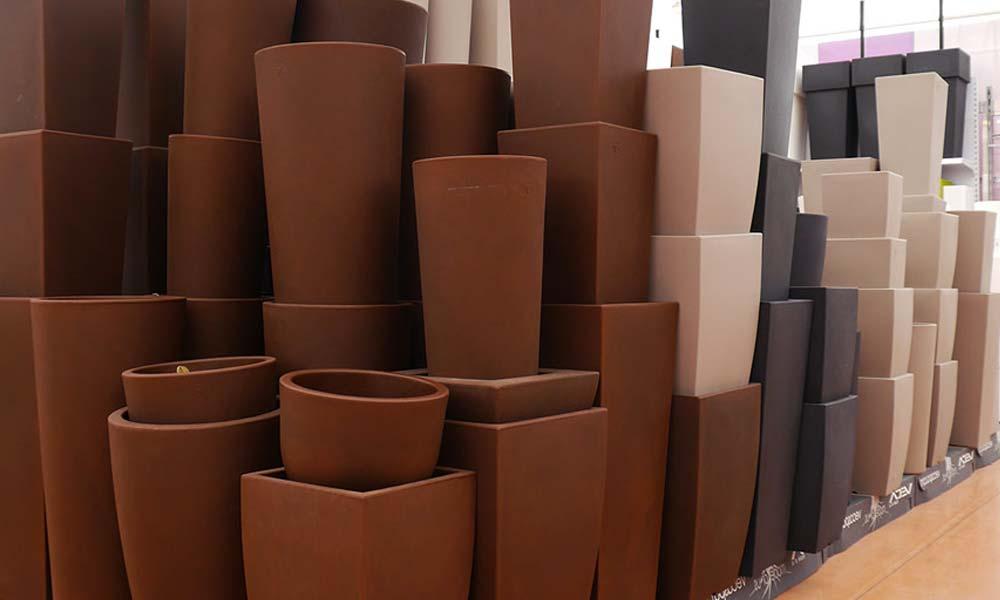 Produttori Vasi In Plastica.Vasi E Fioriere Garden Vicenza Verde