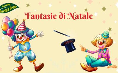 Domenica 15 dicembre: Fantasie di Natale