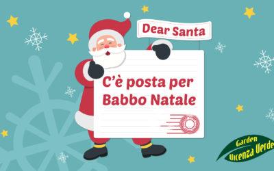 Domenica 8 dicembre: c'è posta per Babbo Natale!