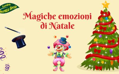 Domenica 24 novembre: Magiche emozioni di Natale