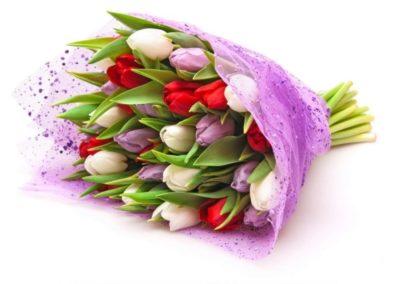 mazzo di fiori recisi