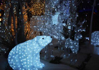 orso di peluche gigante